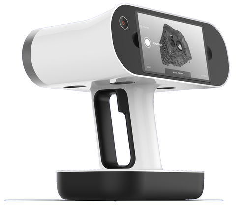 3D scanners Artec 3D (USA) company 3D scanner for a next-generation user experience Artec Leo