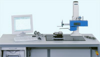 Equipment for measuring roughness, ripple, micro- and macro profiles (WAVELINE) HOMMEL TESTER T8000