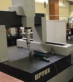 Modernization of coordinate measuring machines (CMM)