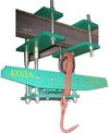 Monorail scales for static weighing modification WМТ