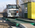 KODA-A  weighbridge for static weighing